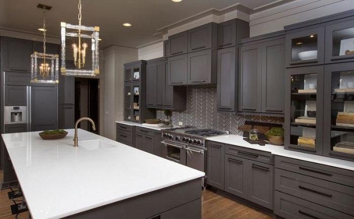 Tư vấn thiết kế tủ bếp gỗ tiết kiệm chi phí