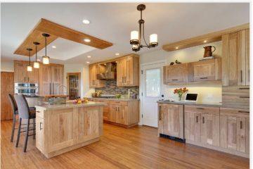 Nên làm tủ bếp gỗ công nghiệp hay tủ bếp gỗ tự nhiên cho căn bếp nhà bạn