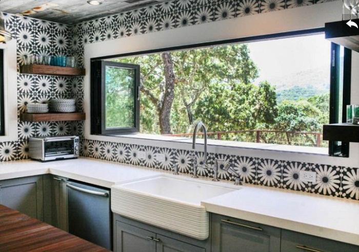 Nội thất tủ bếp đẹp hiện đại xu hướng mới nhất 2018