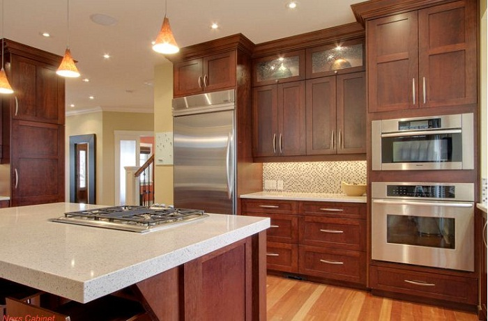 Sản xuất tủ bếp nên lựa chọn vật liệu nào?
