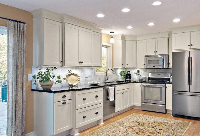 Thiết kế tủ bếp mẫu phổ biến nhất hiện nay