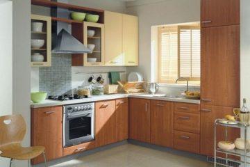 Thiết kế tủ bếp những nguyên tắc mà bạn cần biết