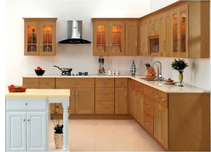 Giá tủ bếp xoan đào rẻ nhưng chất lượng cao mua ở đâu