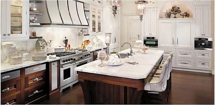 Những lý do bạn nên đóng tủ bếp cổ điển tại Quốc Cường
