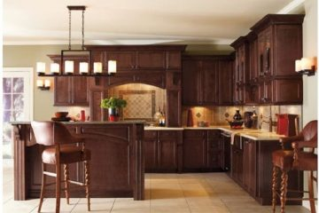 Tủ bếp gỗ tự nhiên nên chọn loại nào tốt nhất hiện nay