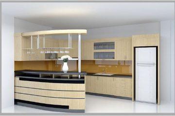3 lý do bạn nên chọn nội thất tủ bếp gỗ sồi