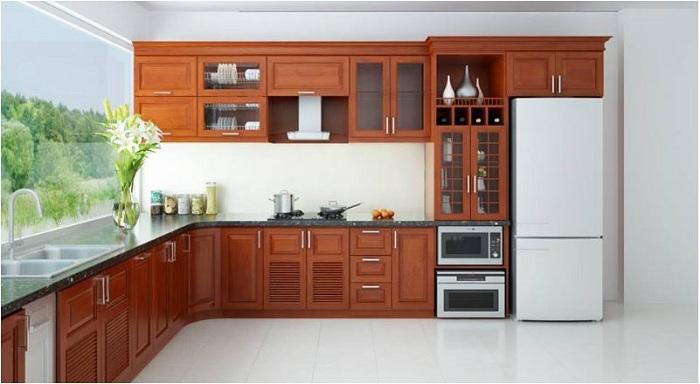 Mẹo chọn tủ bếp đẹp cho căn nhà nhỏ của bạn