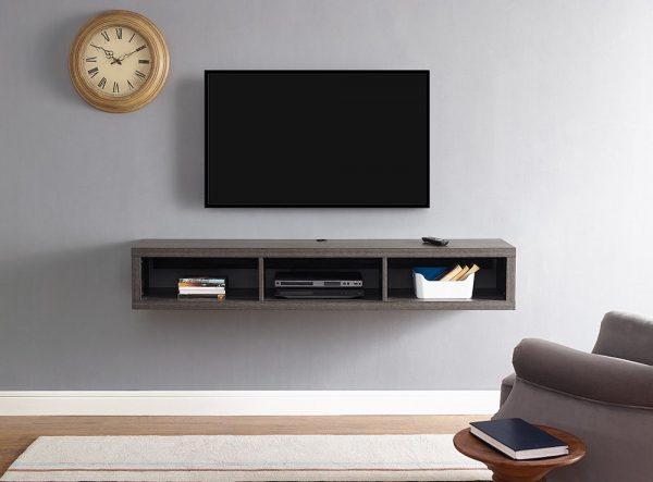 Kệ Tivi gỗ Acrylic An Cường phòng khách - KTV-07
