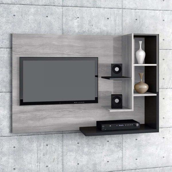 Kệ Tivi gỗ Acrylic An Cường phòng khách - KTV-08