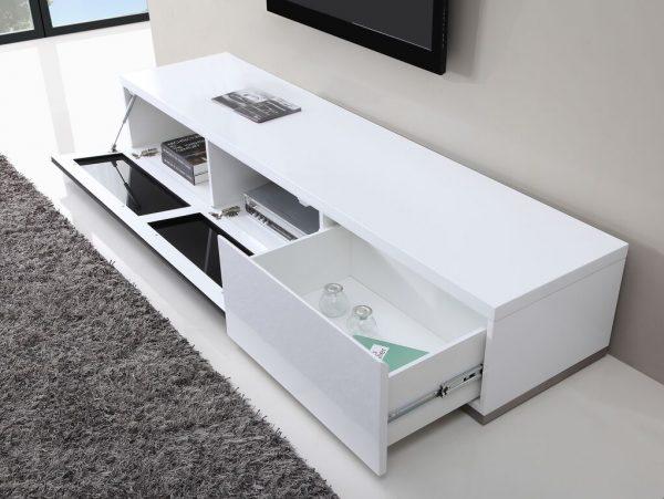 Kệ Tivi phòng khách gỗ Acrylic An Cường - KTV-10
