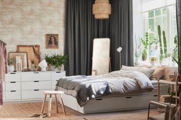 Cách chọn giường và hướng hợp phong thủy phòng ngủ