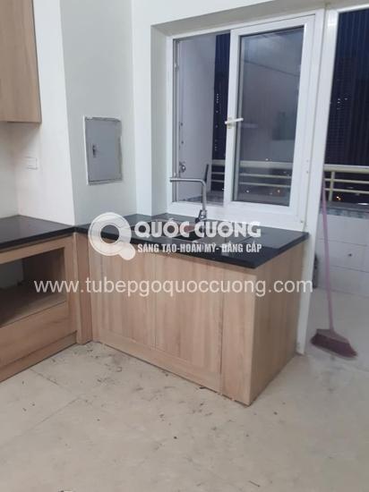 Công trình 22: Tủ bếp Acrylic, thùng MFC tại Chung cư Vimeco