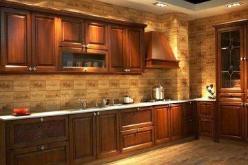 Một vài đặc điểm về tủ bếp gỗ sồi mà bạn nên biết