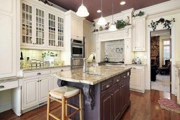 Tủ bếp dùng loại gỗ nào tốt
