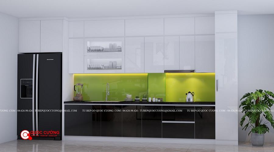 Tủ bếp Acrylic – AR50