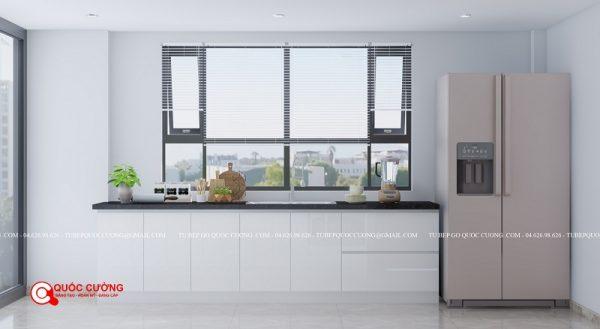 Tủ bếp Acrylic – AR 51