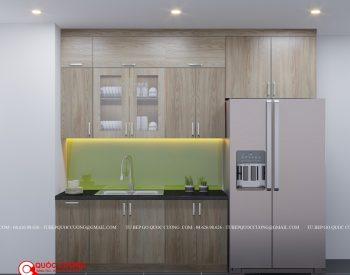 Tủ bếp Nhựa Picomat – PM10