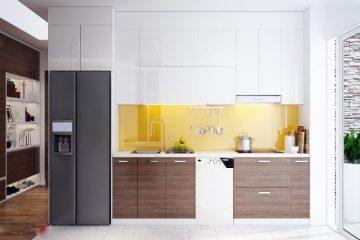 Top 18 Mẫu phòng bếp đẹp hợp vận mệnh theo thuyết ngũ hành
