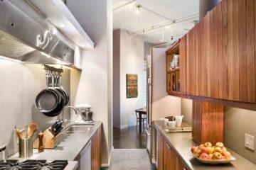 20+ Mẫu tủ bếp nhỏ đẹp theo cung mệnh hợp phong thủy